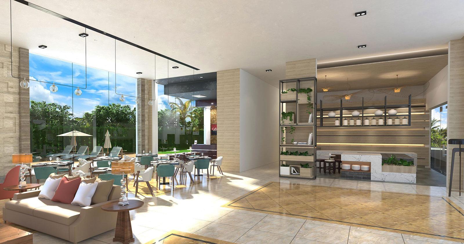 Hotel-coffee-shop-